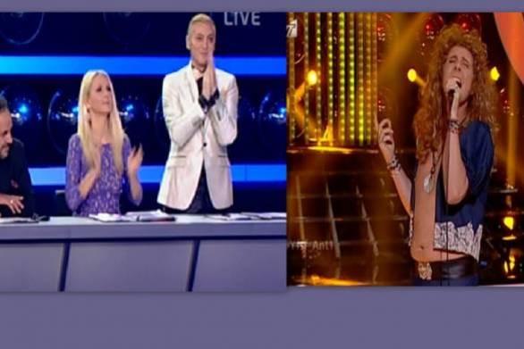 Ο Τάκης Ζαχαράτος υποκλίθηκε στο ταλέντο του Γιάννη Σαββιδάκη (video)