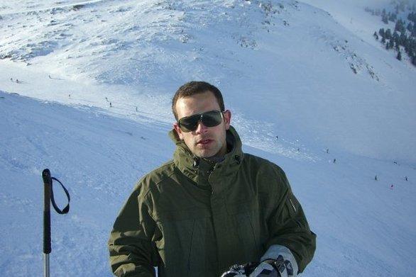 Ικανός και με όρεξη ο Λεωνίδας Σπυρόπουλος - Εξελέγει μέλος του Δ.Σ. του Χιονοδρομικού Καλαβρύτων!