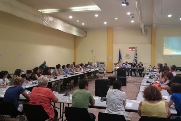 Πάτρα: Με επιτυχία η εναρκτήρια εκδήλωση για το πρόγραμμα C4I
