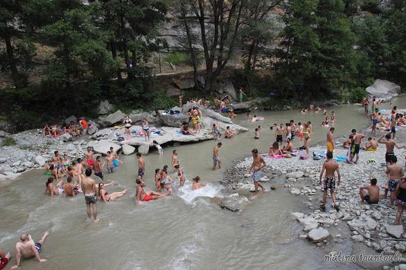 Είναι γεγονός: Το 36ο  River Party ξεκίνησε! – Όλα όσα έγιναν και όλα όσα θα γίνουν στην μεγάλη γιορτή (pics)