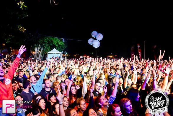 36o River Party Day 1 @ Νεστόριο Καστοριάς 30-07-14 Part 3/3