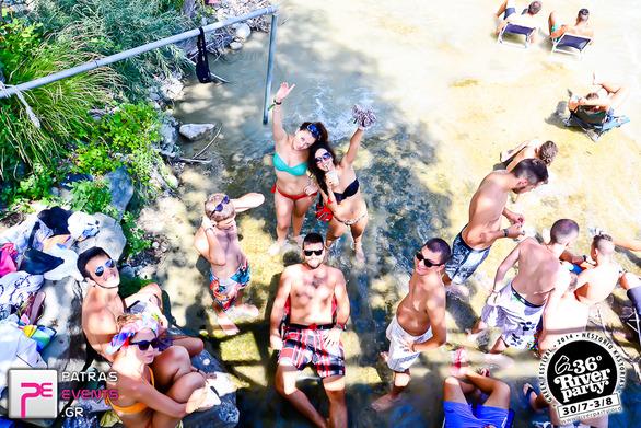 36o River Party Day 2 @ Νεστόριο Καστοριάς 31-07-14 Part 1/3