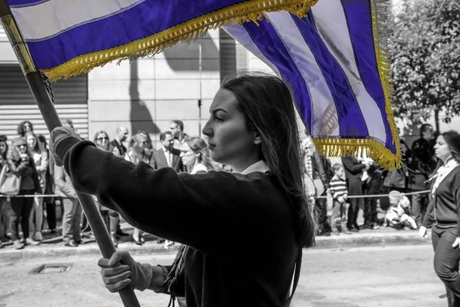 Παρέλαση 25ης Μαρτίου στην Πάτρα 25-03-17 Part 5/6