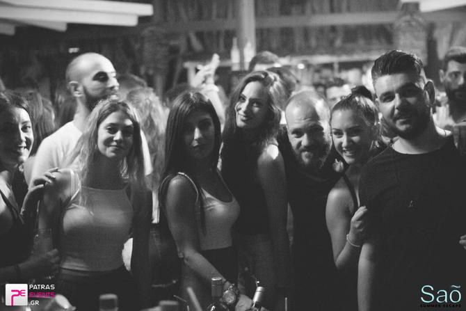 Greek Night at Sao Beach Bar 14-08-17 Part 1/2