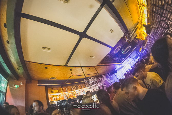 Soiree Greque at Ma Cocotte 21-09-17 Part 1/2