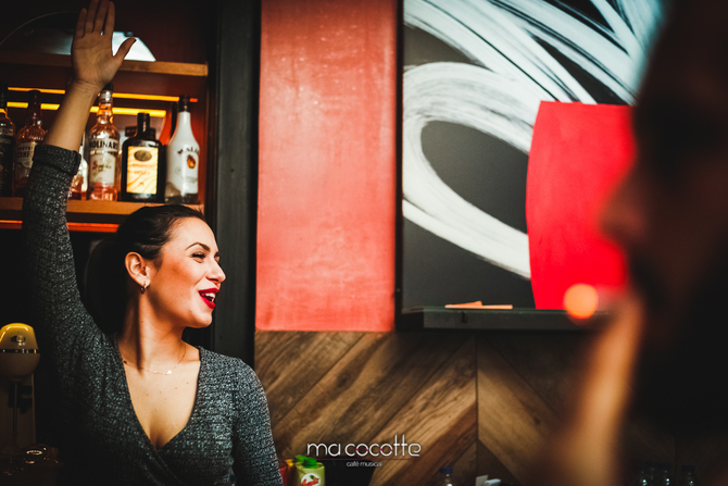 Throw back Wednesdays at Ma Cocotte 18-10-2017