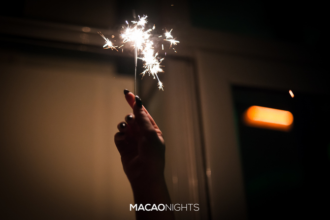 Greek Night at Macao 12-03-18