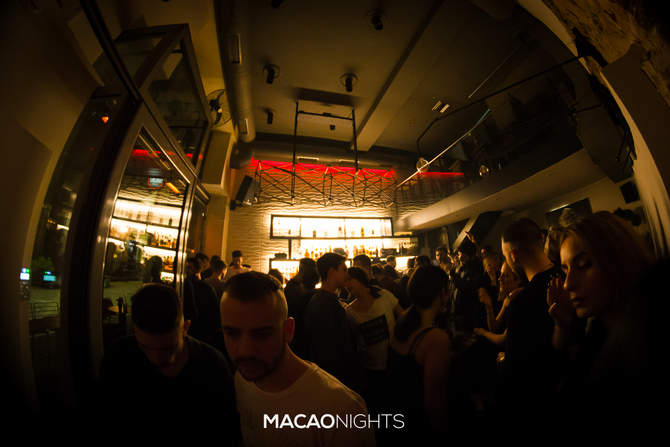 Greek Night at Macao Rf Street 19-03-18