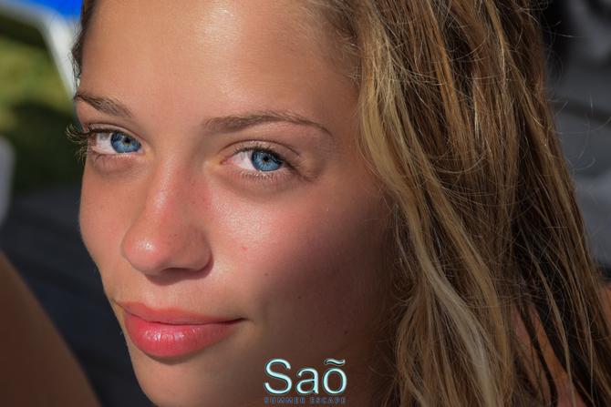 Giannis Sofillas at Sao Beach Bar 15-07-18 Part 2/3