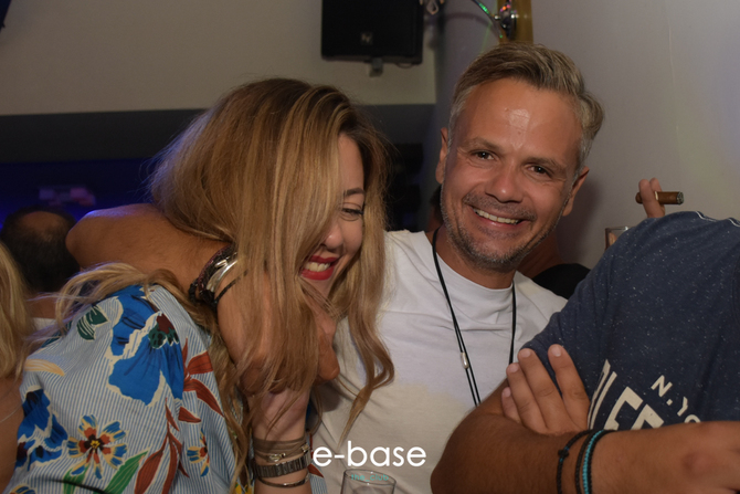 Opening at e-Base Club 21-07-18 Part 1/2