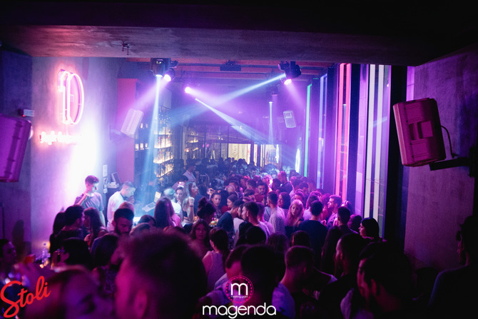 Greek Νight at Magenda 16-09-18