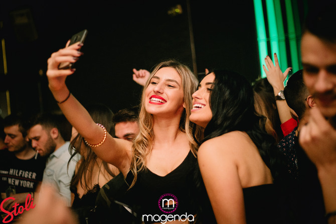 Shots College Party at Magenda 17-10-18