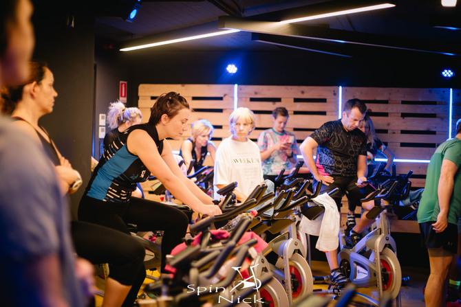 SpinNik at Icon Fitness 17-11-18