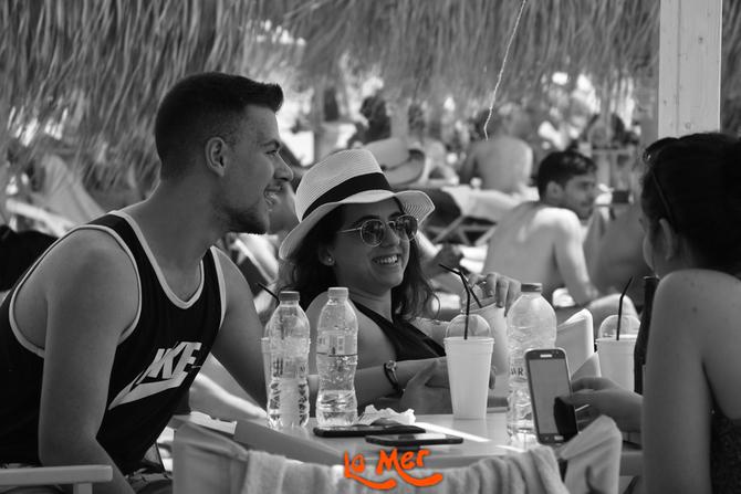 Sunday Afternoon at La Mer 16-06-19 Part 2/2