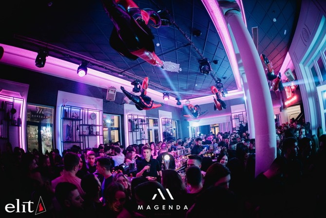 Greek night at Magenda Νight Life 16-02-20