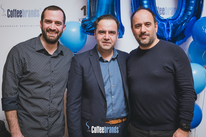 Coffeebrands 10 Years at Due Piani 16-02-20