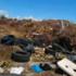 Απίστευτο - Ένας 'κρυμμένος' σκουπιδότοπος παράλληλα στον Γλαύκο της Πάτρας! (δείτε video)