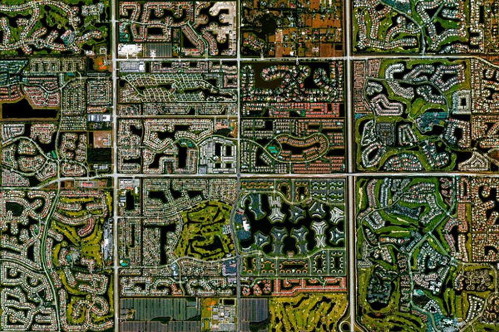 Διάφορες πόλεις από ψηλά που μοιάζουν με… ζωγραφιά! (pics ...