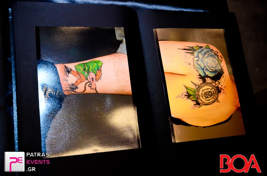 Dating καλλιτέχνες τατουάζ της εποχής του Τενεσί