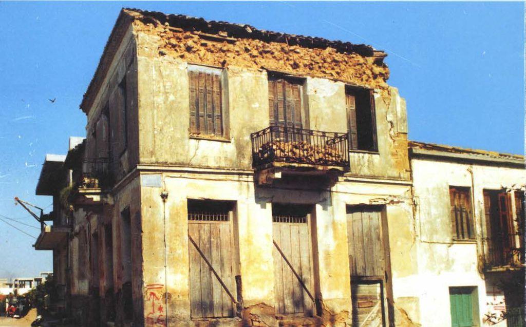 Αποτέλεσμα εικόνας για σεισμοσ πυργοσ 1993