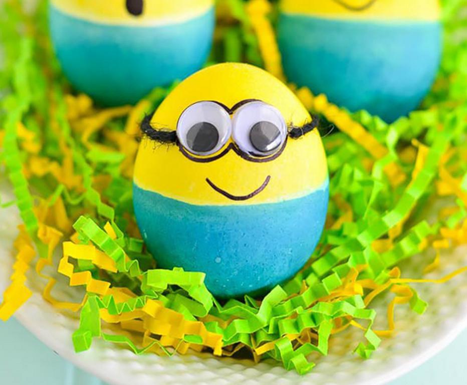 Πρωτότυπες ιδέες για να βάψετε τα πασχαλινά αυγά! (pics)  59300f78e49