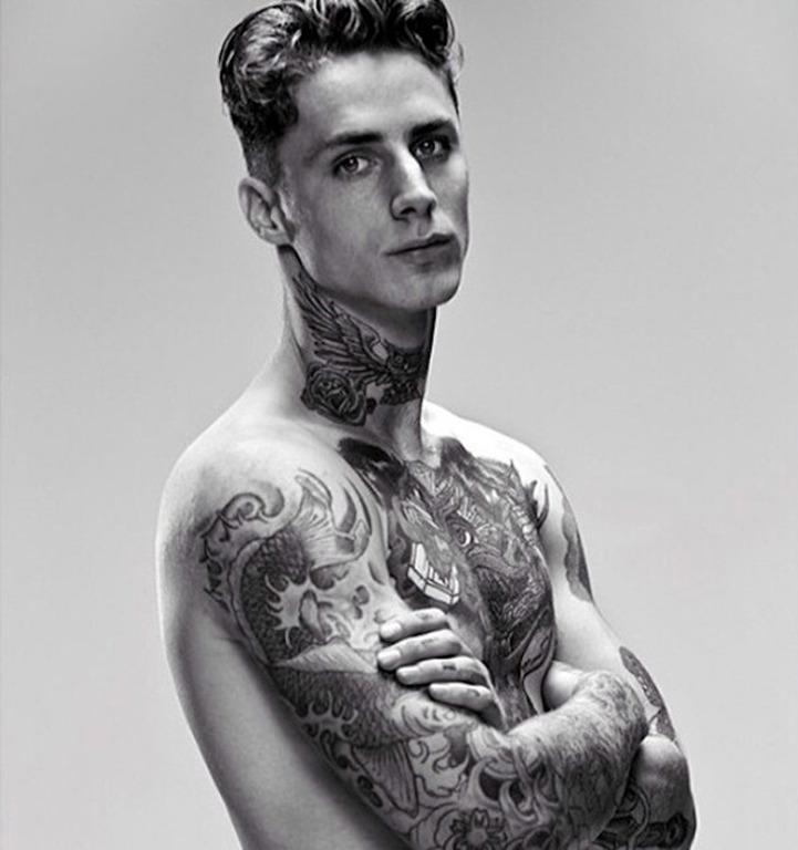 Ιαπωνικά τατουάζ σεξ