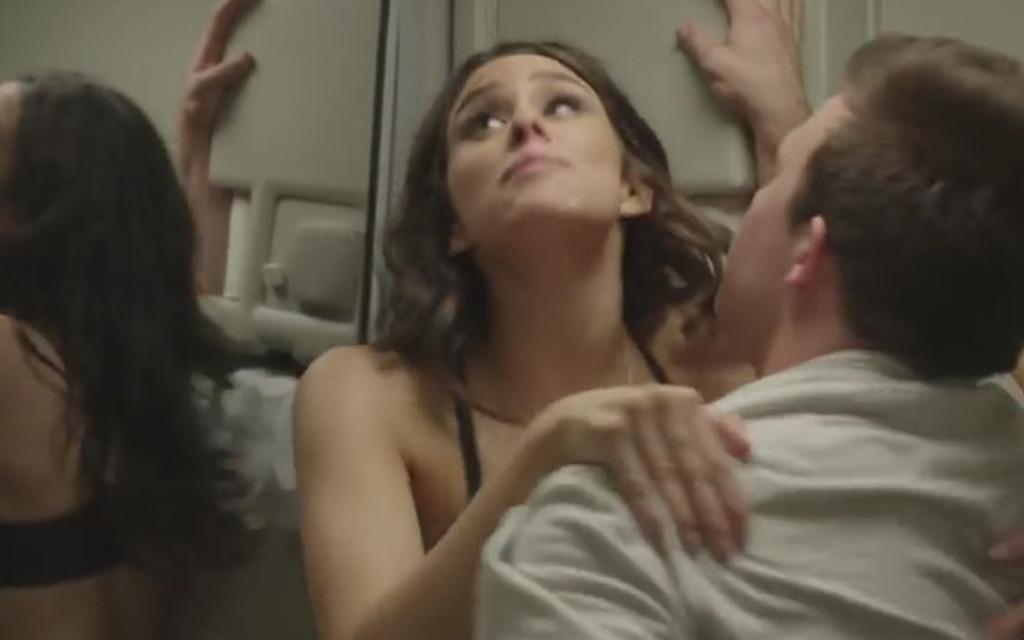 αεροπλάνο σεξ βίντεο