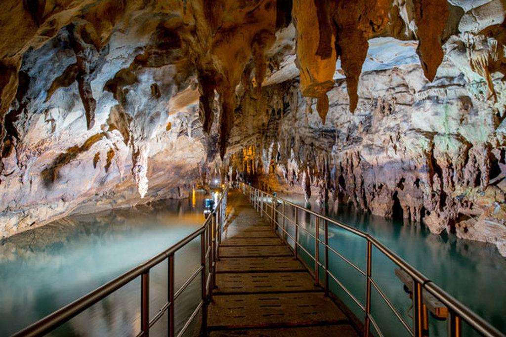 Γι'αννενα: ΣΠΗΛΑΙΟ ΠΕΡΑΜΑΤΟΣ - Στα ύψη η επισκεψιμότητα και το πρώτο τρίμηνο του 2018