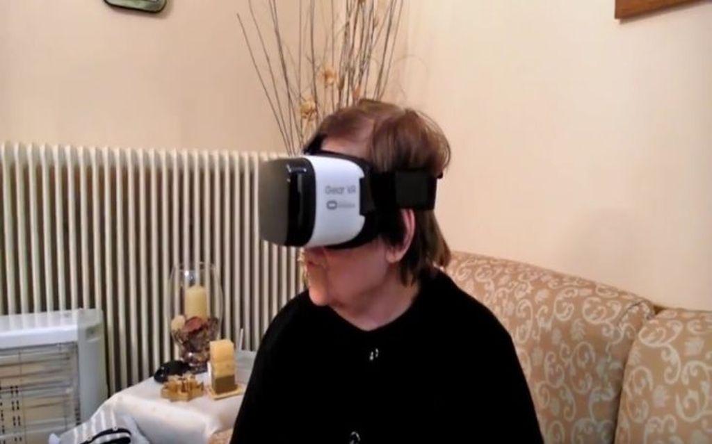 Εικονική πραγματικότητα πορνό βίντεο