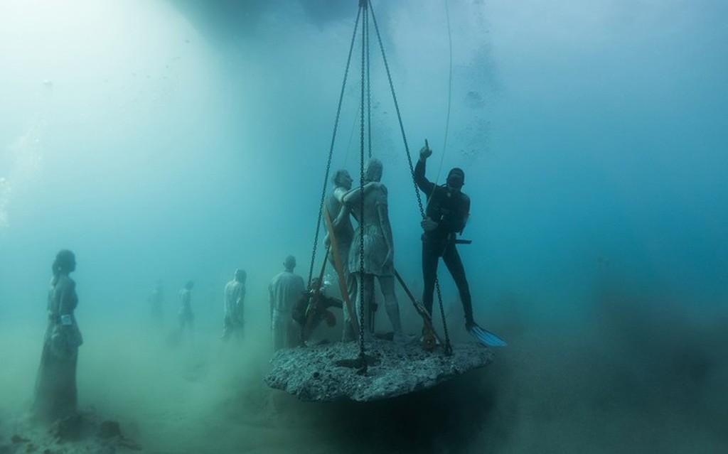 """Résultat de recherche d'images pour """"lanzarote underwater museum"""""""