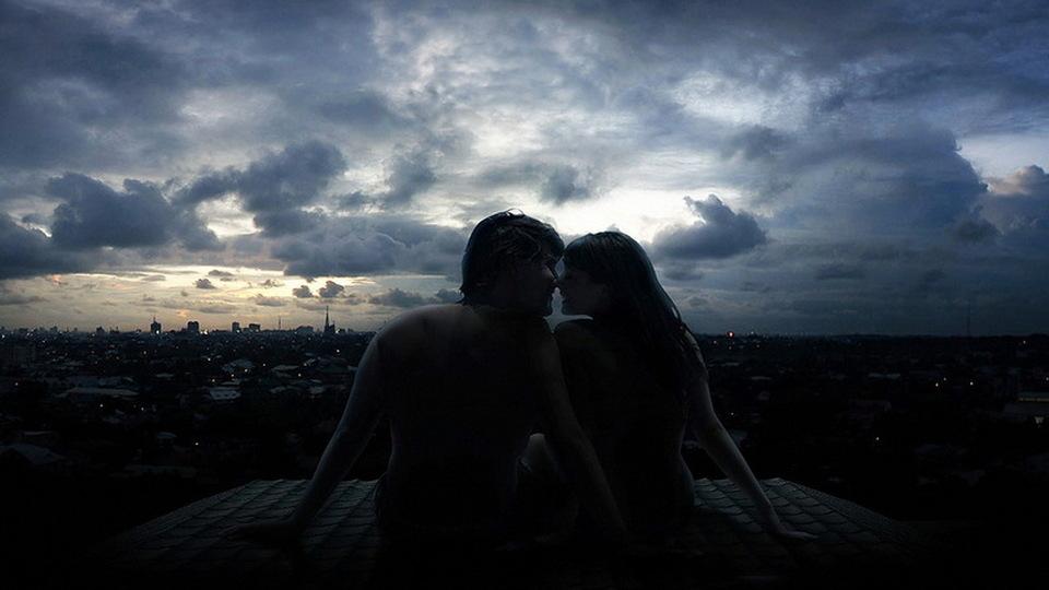 νεαρό ζευγάρι να κάνει σεξ Μαύρος βράχος σκοπευτής σεξ
