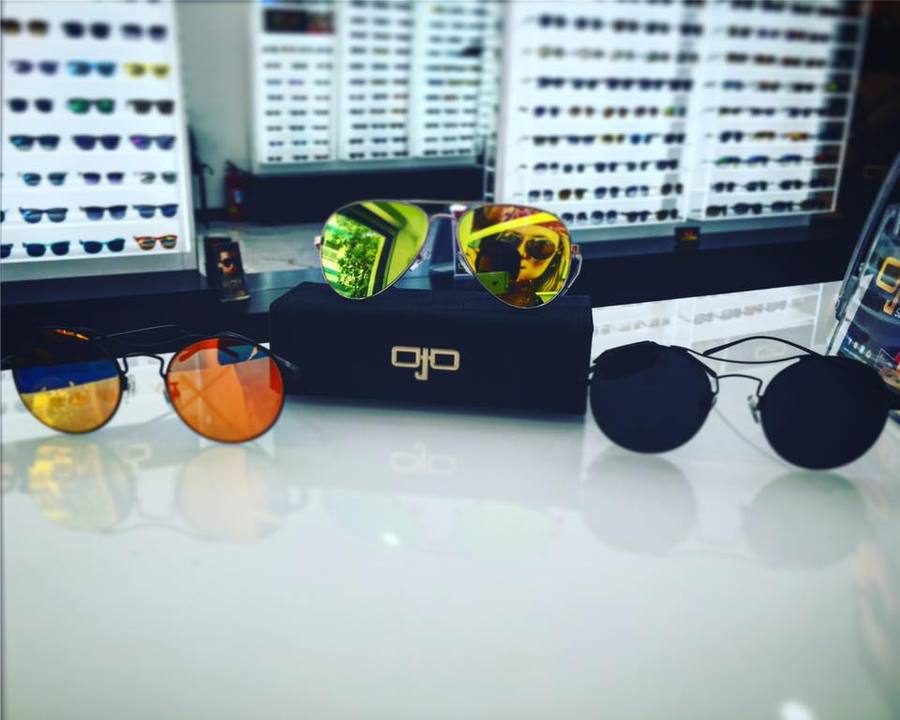 b676961d58 Ojo Sunglasses - Το ολοκαίνουργιο κατάστημα στην Ρήγα Φεραίου κάνει  εγκαίνια!