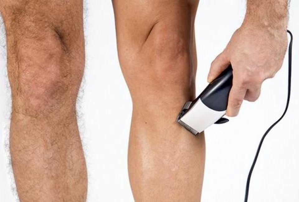 Για ποιο λόγο το 50% των ανδρών ξυρίζουν τις τρίχες στα πόδια τους ... 367e678f53b