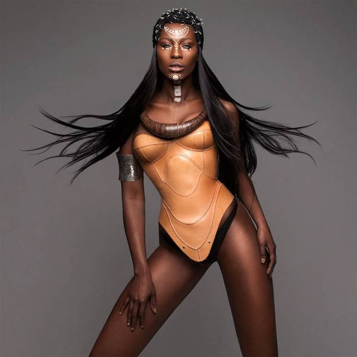 Αφρικανική μαύρο σεξ