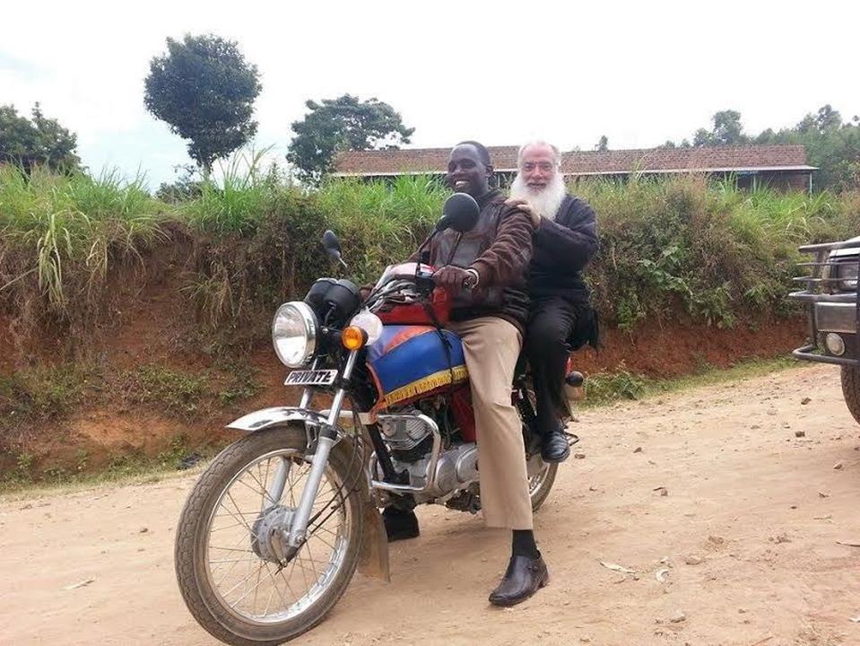 Ναϊρόμπι. RV σηπτική δεξαμενή τροχόσπιτο