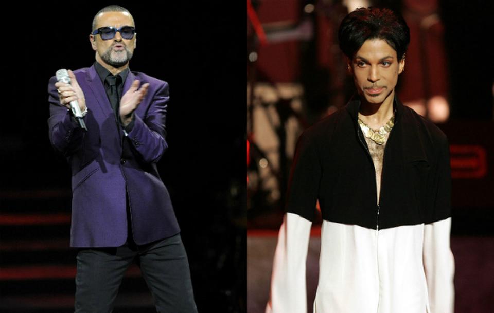 9d3bd5cedd49 Τα βραβεία Grammy 2017 τιμούν τους Prince και George Michael ...