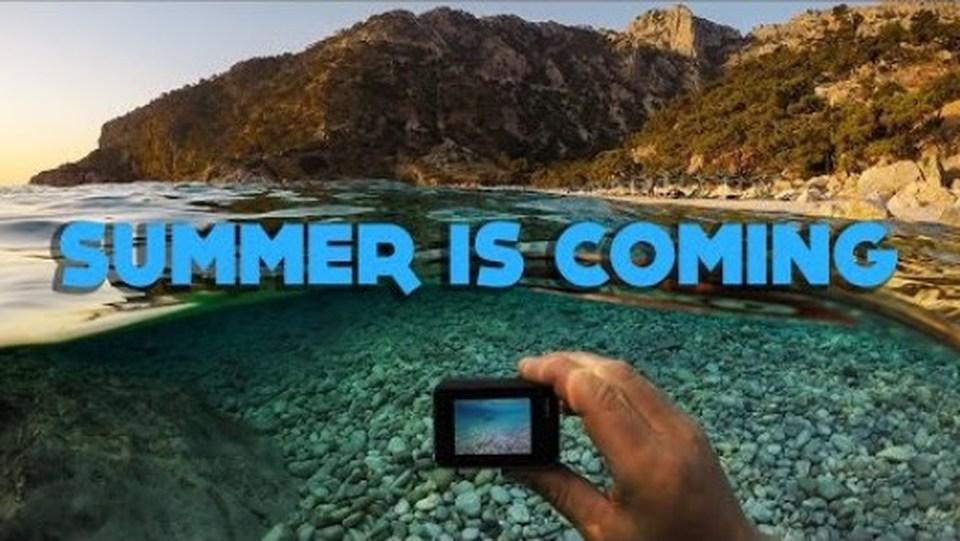 GoPro  Έρχεται το καλοκαίρι (video)  ff922119ab3