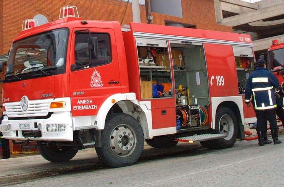 Αποτέλεσμα εικόνας για Πυρκαγιά κοντά στη Χιλιαδού