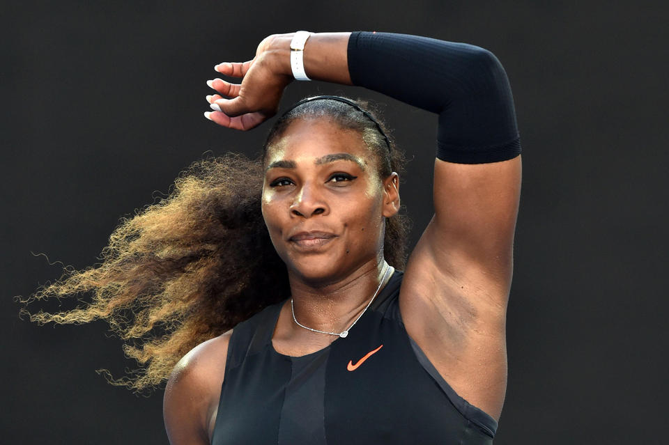 serena williams - 620×350