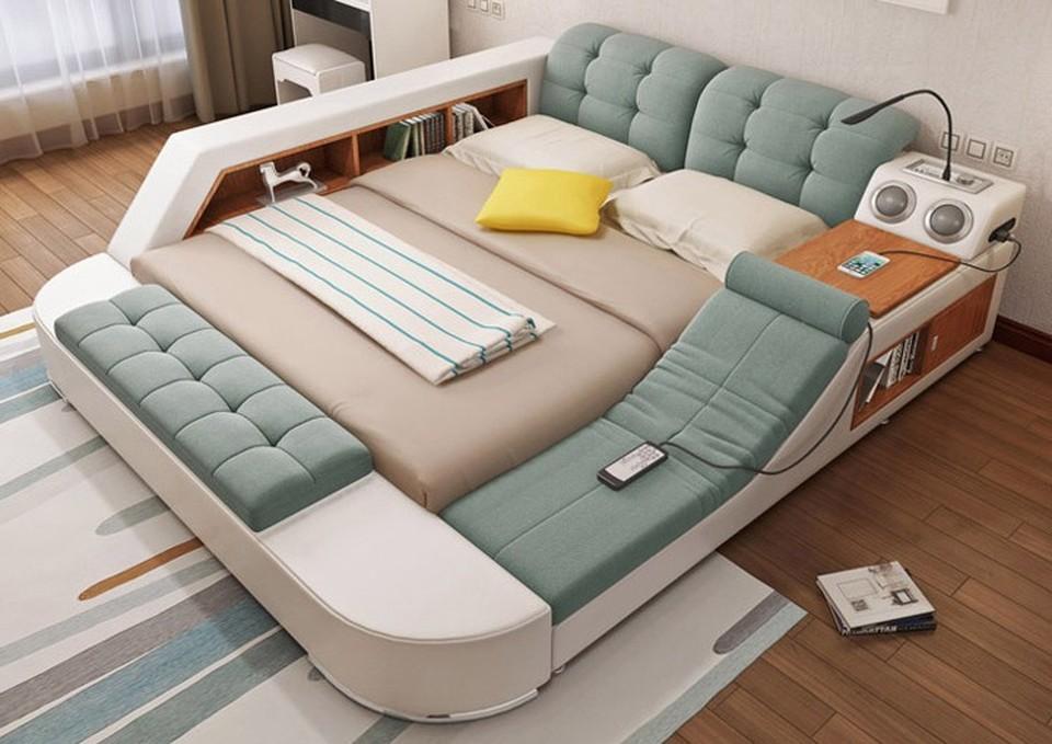 Το κρεβάτι που ο καθένας θα ήθελε να έχει (video)  0ad95f4433e