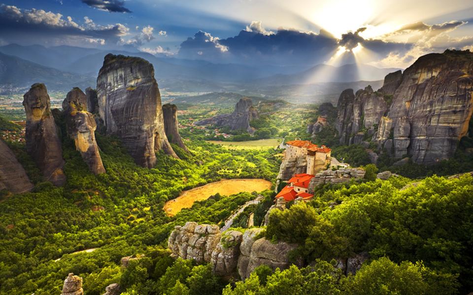 Το «πέτρινο δάσος» των Μετεώρων που κόβει την ανάσα (φωτο) | Patras Events