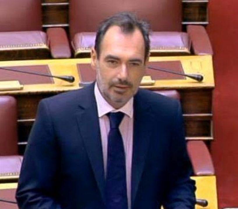 Αποτέλεσμα εικόνας για Ανδρέας Κατσανιώτης βουλευτής