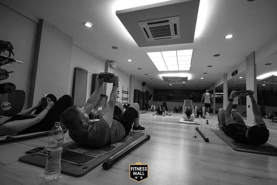 Fitness Malli