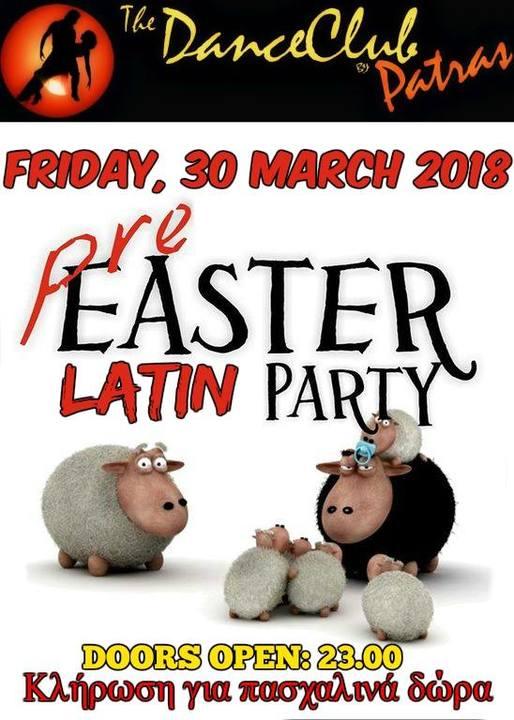 PreEaster latin party at The Dance Club Patras  162b511c8e6