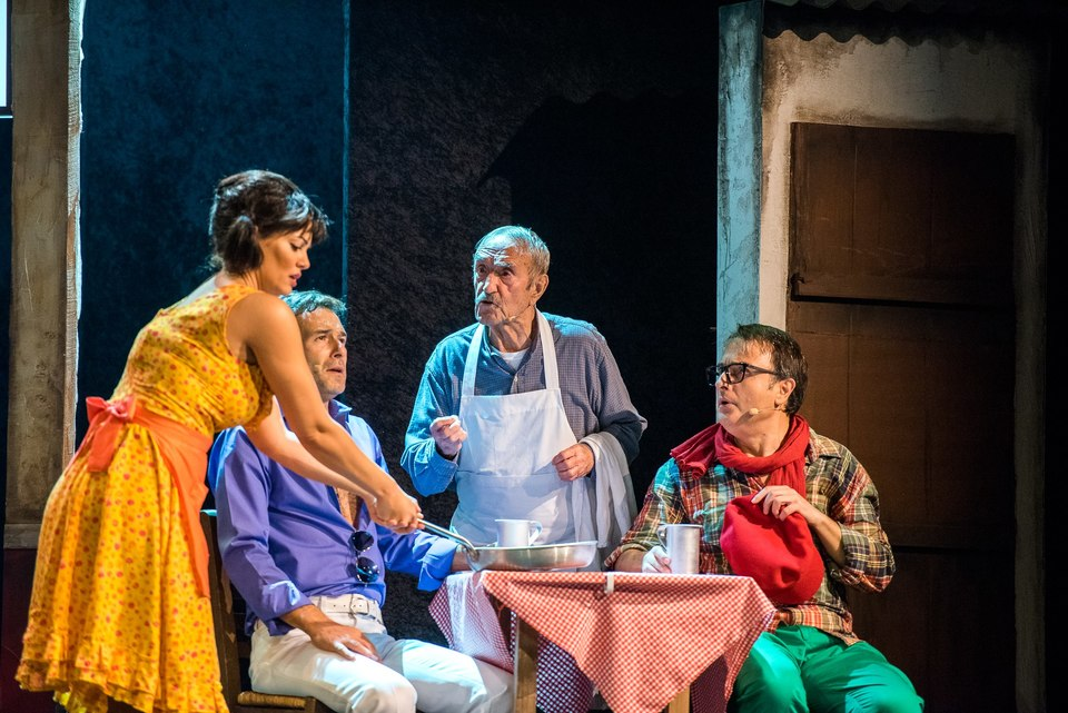 Το θεατρικό μιούζικαλ «Γοργόνες και Μάγκες» έρχεται τον Ιούνιο στην Πάτρα!  | Patras Events