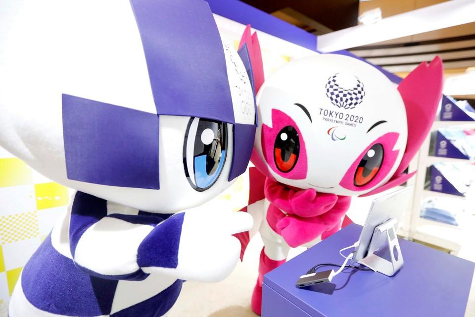 ac789f3f35a Pocemon... θυμίζουν οι μασκότ των Ολυμπιακών Αγώνων του Τόκιο 2020 ...