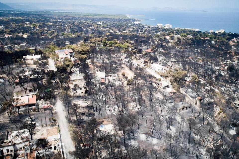 Μάτι - Κορυφαίος καθηγητής αποκαλύπτει τη βασική αιτία της φονικής πυρκαγιάς 2520f57a8ed