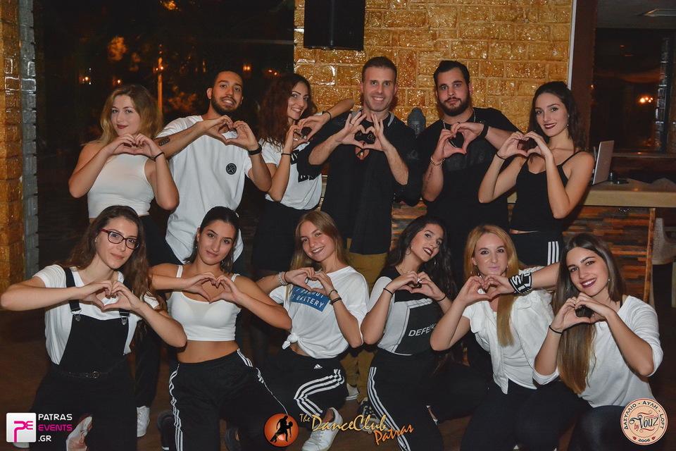 KiKiChallenge X-treme Latin Party by