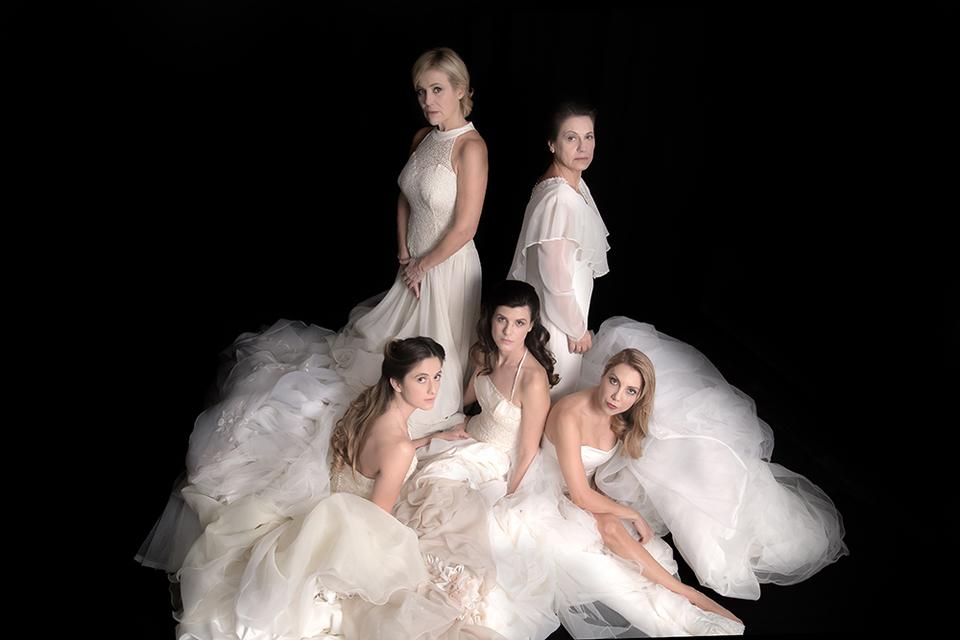 Αποτέλεσμα εικόνας για Γαμήλιο Εμβατήριο του Άγγελου Τερζάκη | Σύγχρονο Θέατρο | Από 10 Δεκεμβρίου