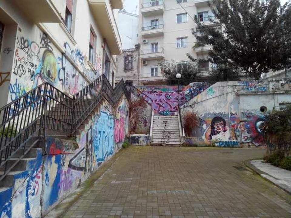 Οι σκάλες της Πάτρας! | Patras Events